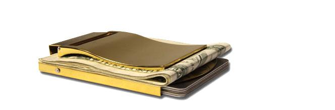 Geldclip Gold